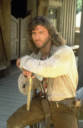 Sully from Dr. Quinn Medicine Woman. I love Sully! He was friend to the Native American and to Michaella Quinn.
