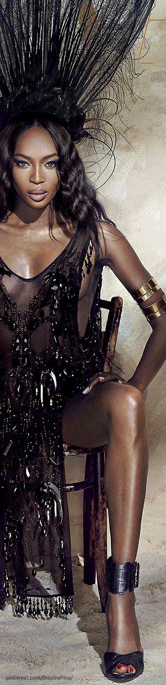 Naomi Campbell Harper's Bazaar Vietnam 2014, An Le, Photographer, dress and headpiece  Louis Vuitton http://www.anlestudio.com/  | Purely Inspiration