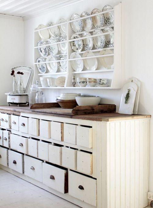 French farmhouse decor on pinterest french farmhouse for French farmhouse kitchen ideas