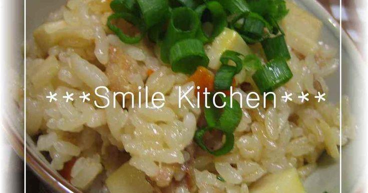「クックパッドのおいしい厳選お弁当レシピ」に掲載♡子供達も大好きな筍♡中でも中華風の炊き込みご飯が我が家流です♡