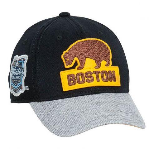 Casquette de la Classique Hivernale 2016 des Bruins de Boston pour adultes.