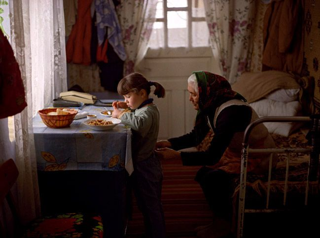 """andrea diefenbach's series """"country without parents—labor migration from moldova,"""" she captures the heartbreaking reality of the lives of moldovan parents who immigrated to italy for work, to support their families, and the children they left behind."""