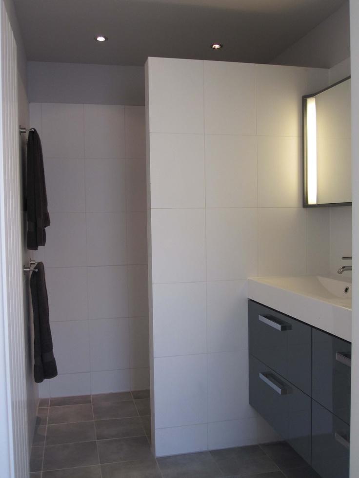 inloopdouche badkamer Amsterdam