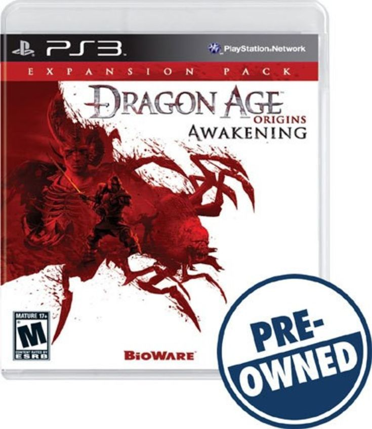 Dragon Age: Origins Awakening Greatest Hits — PRE-Owned - PlayStation 3