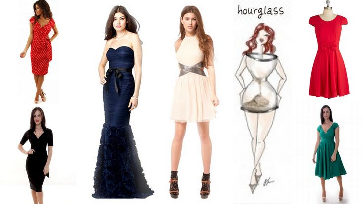 hourglass figure clothing | can wear almost everything