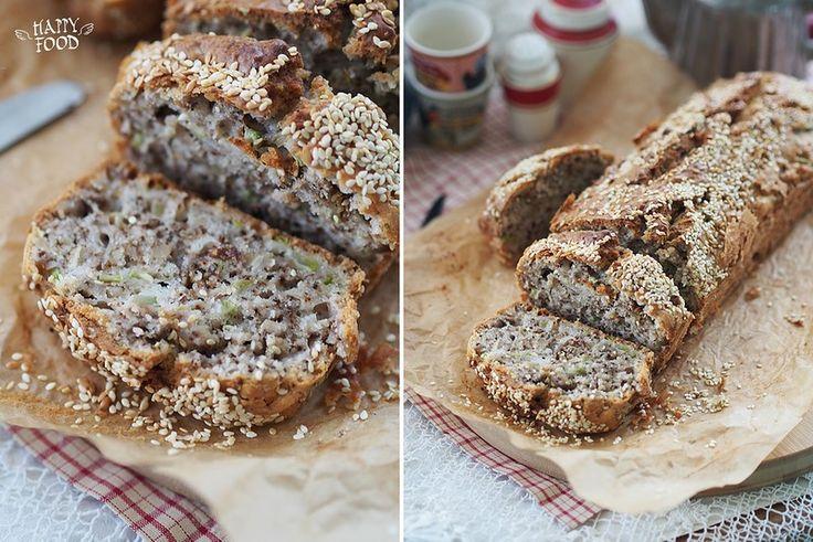 Кабачковый бездрожжевой хлеб с орехами (Готовлю с техникой Gorenje) - HAPPYFOOD
