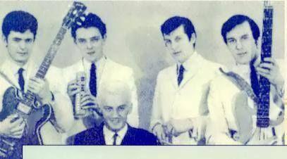 группа ДИКАРИ 1967
