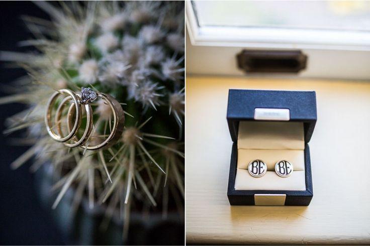 Wedding Rings - Cuff Links - Getting Ready - Details - Wedding Photographer