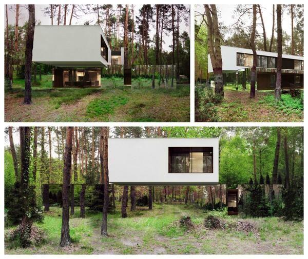 Дом в воздухе. 9 чудес сада, которые мы разберем по полочкам  Источник: http://www.7dach.ru/dom_v_sadu/9-chudes-sada-kotorye-my-razberem-po-polochkam-34402.html#ixzz4GR8CihnC