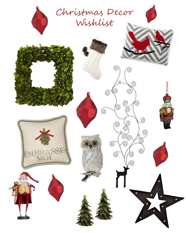Christmas Decor | Designs By Katy