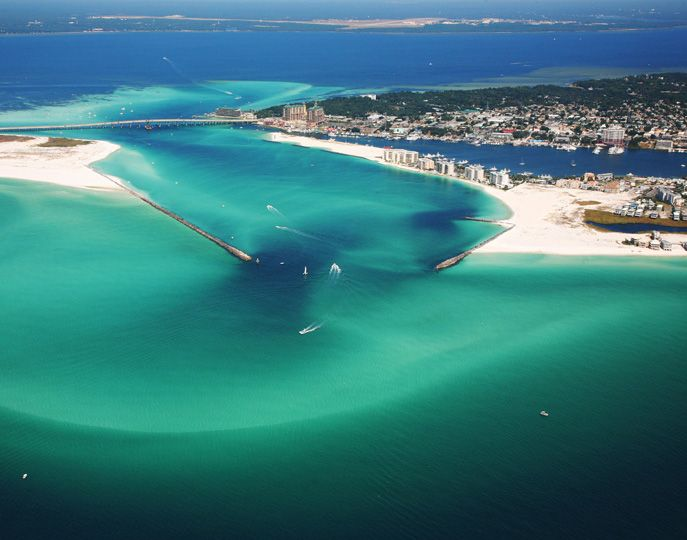 Destin florida beaches destin florida is one of the for Most beautiful cities in florida