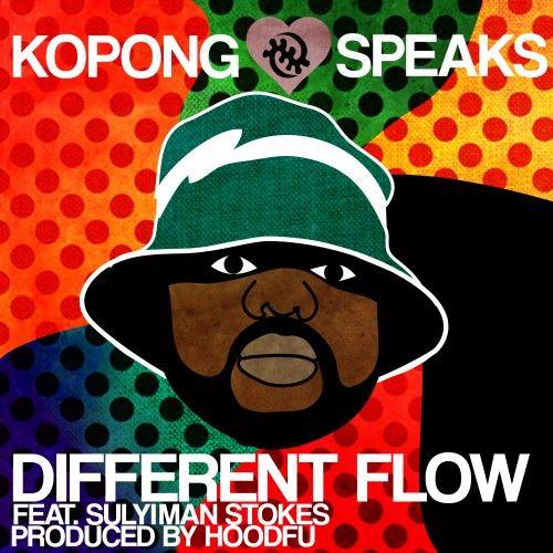 KoPong Speaks Feat. Sulyiman Stokes – Different Flow (Prod. By HoodFu)