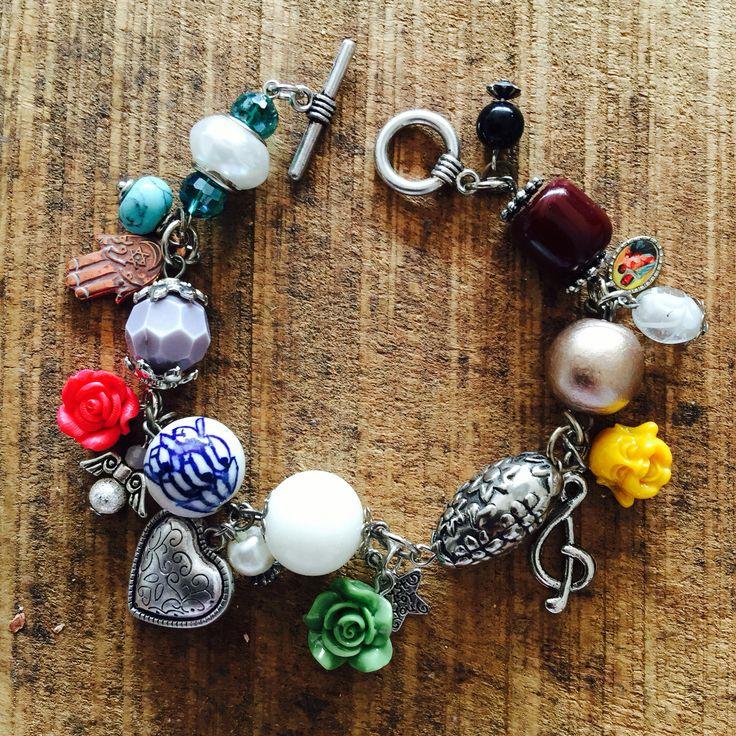 Handmade Boedha & Bengel Bracelet  #buddhabracelet