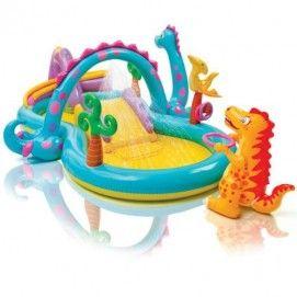 Playcenter Dinosauri Intex 57135