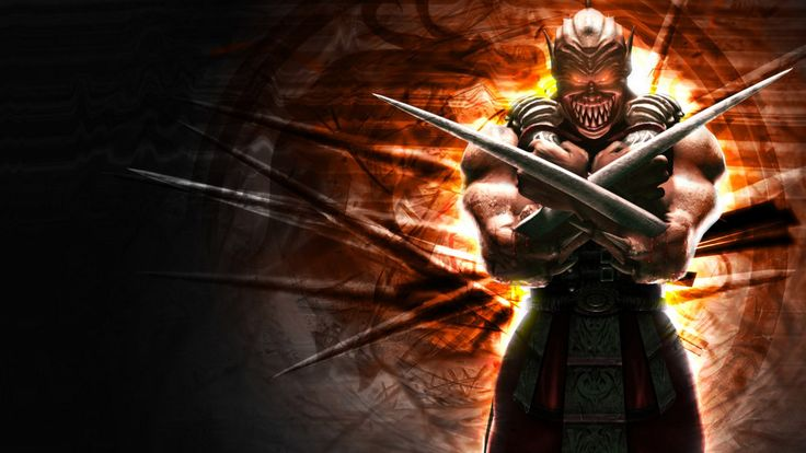 free wallpaper and screensavers for mortal kombat unchained, Olin Blare 2017-03-03