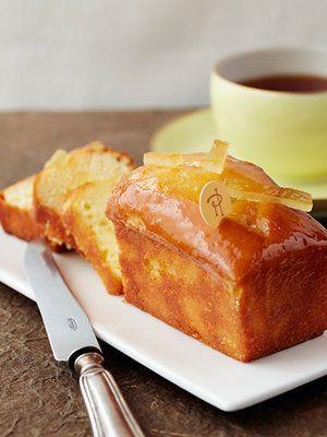 Bizcocho Plum-cake de Limón