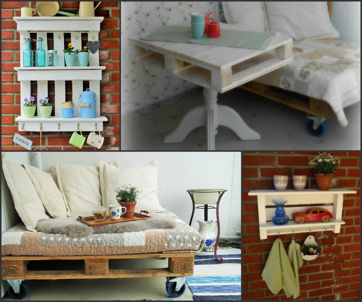 Things I have made of pallets.