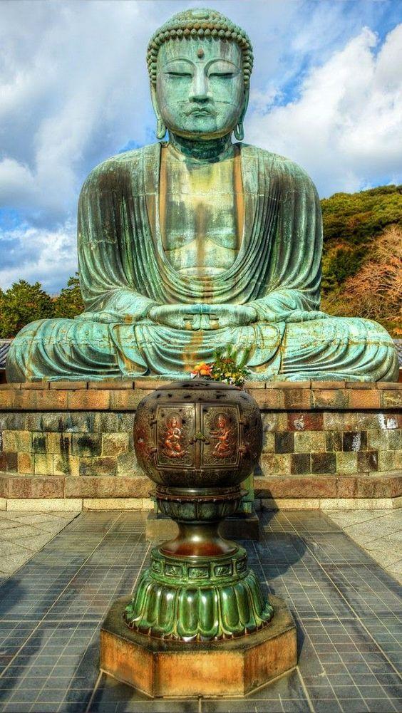 Daibutsu, Japan, Kanagawa Prefecture