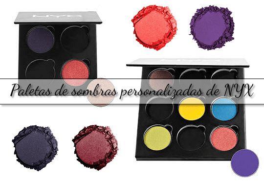 Paletas de sombras personalizadas de NYX #cosméticos #makeup #beautyblogger #NYX #paletas #sombras http://susierodena.com/2015/10/paletas-de-sombras-personalizadas-de-nyx/