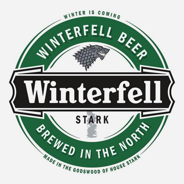 Game of thrones and beers