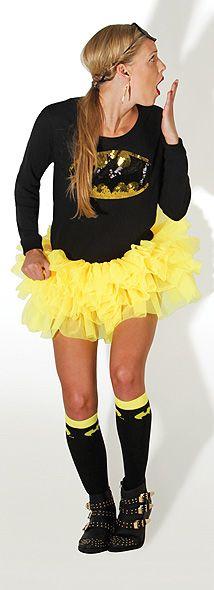 Batman Halloween costume Get 5% Cash Back http://www.studentrate.com/itp/get-itp-student-deals/Wet-seal-Student-Discounts--/0