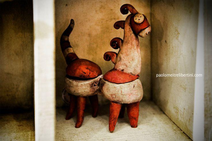 """Fotografia Design: Laboratorio Artistico Maremma Toscana Pitigliano """"ALTALUNA"""" by Paolo Meitre Libertini"""