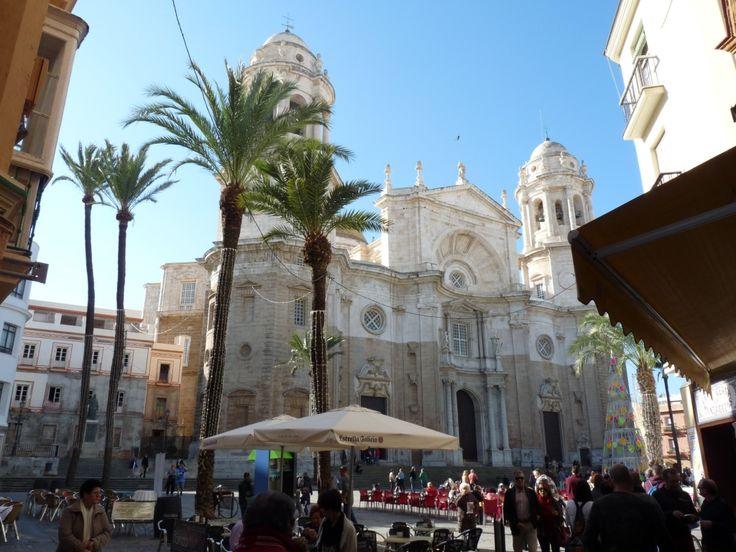 Passeio a Cádis, Espanha.