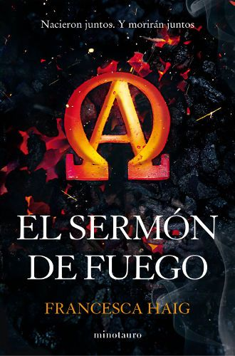 """La saga """"El sermón de fuego"""", de Francesca Haig, aterriza el 15 de septiembre - http://www.actualidadliteratura.com/la-saga-el-sermon-de-fuego-de-francesca-haig-aterriza-el-15-de-septiembre/"""