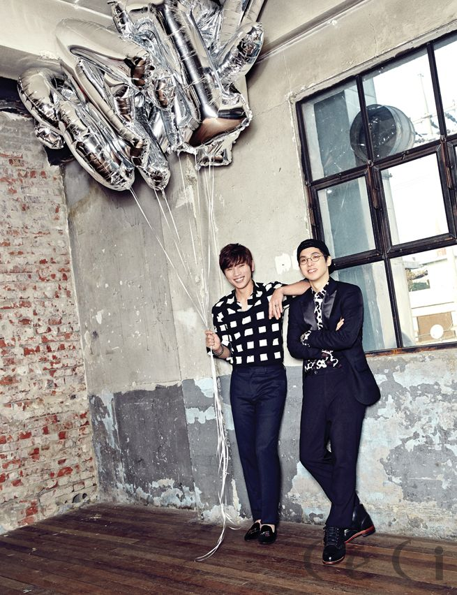 K.Will and Mad Clown Starship Entertainment - Ceci Magazine December Issue '14