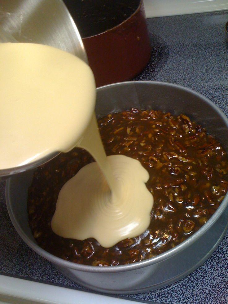 Heidi's So-Called Life: Pecan Pie Cheesecake