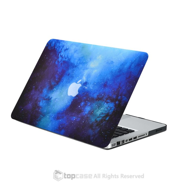 """- Galaxy Graphic Series Macbook Case Cover Perfect fit for Macbook Pro 13-inch 13"""" (A1278/with or without Thunderbolt) with black keyboard only - - NOT for Retina Display - The popular Galaxy Graphic"""