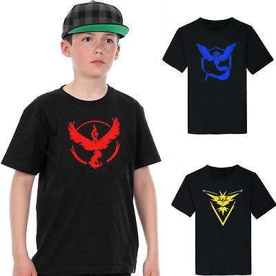 Pokemon Go Kids  T-Shirt