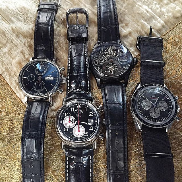 Watches for sale for enquiries please contact via whatsapp email or DM  #watch #world #watches #emirates #time #teamanish #timepieces #uae #iwc #instawatches #omega #portofino #automatic #swiss #swisswatches #dubai #DubaiWatchClub #schroeder #horology #limitededition #chrono #chronograph #mydubai #meteorite #mechanical #middleeast #memorigin #tourbillon by yg_watches