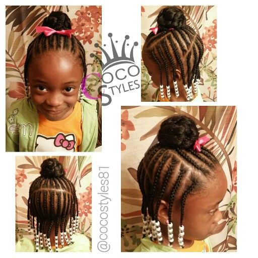 229 Best Images About Hair For Kids On Pinterest More