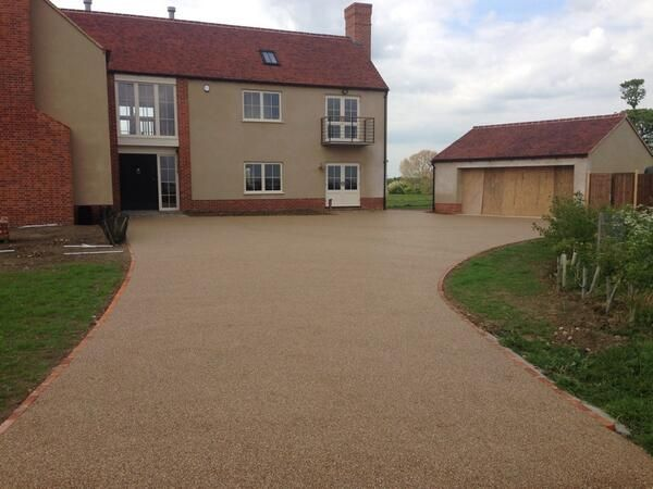 All done! Lovely job from Pickwell Paving.