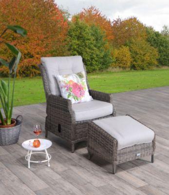 Garden Impressions Relaxstuhl Enschede Mit Fußbank   New Kubu Jetzt  Bestellen Unter: Https:/