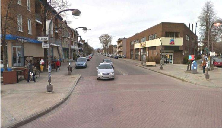 Ville de Québec - Rues conviviales - Chemin de la Canardière
