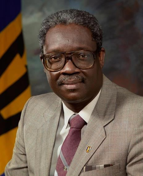 Lloyd Erskine Sandiford, Fourth Prime Minister of Barbados ...