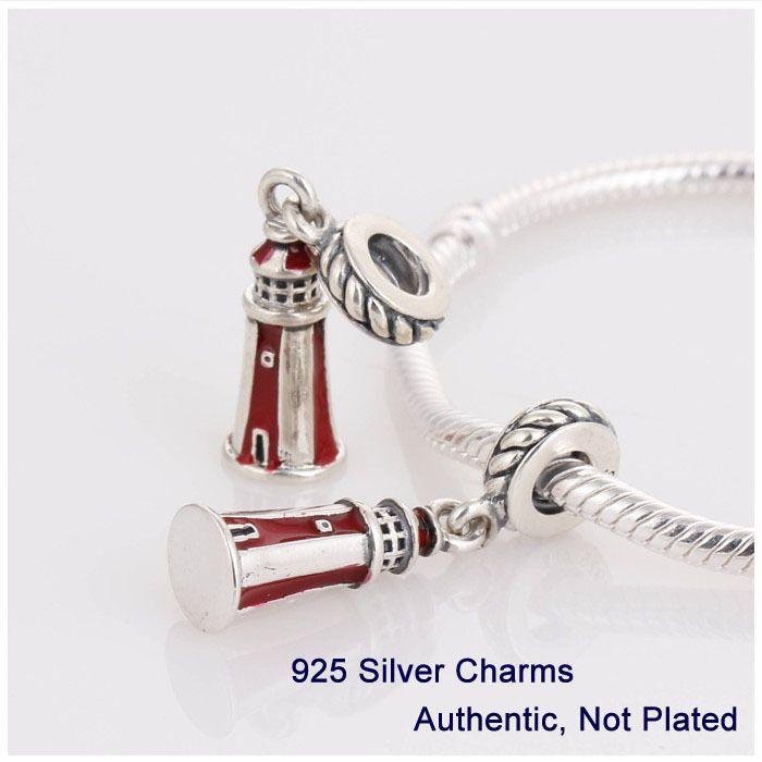 Совместимость с пандора браслеты ювелирные изделия аутентичные 925 стерлингового серебра темы подвески бусины европейский стиль браслет змея цепи