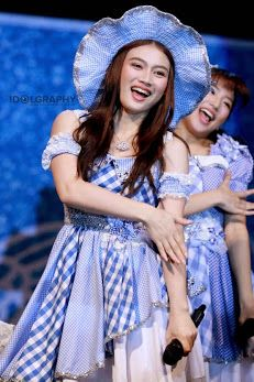 JKT48  Melody Nurramdhani Laksani  Center Single 6th, JKT48  Gingham Check ^_^