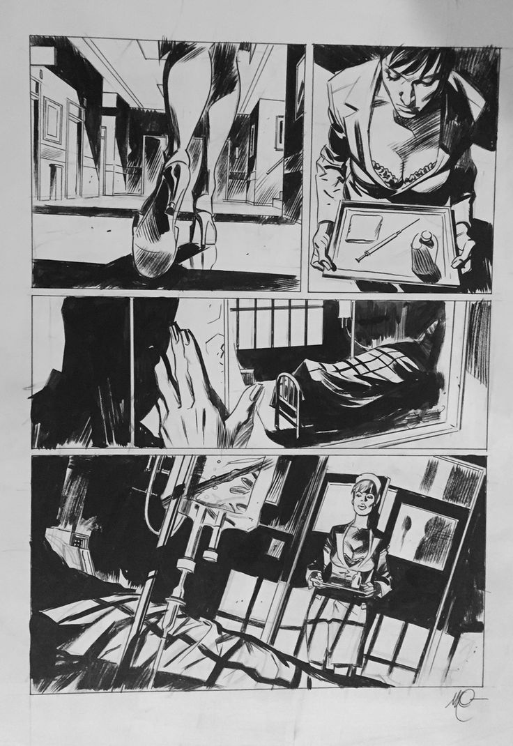 Dylan Dog Color Fest #1pg2 Comic Art