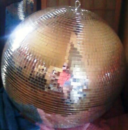 everyone needs a disco ball, right?!