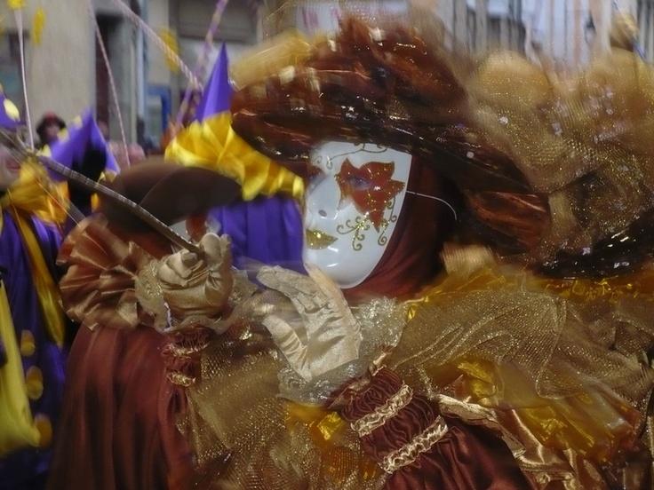 Carnaval de Limoux, France. www.audetourisme.com