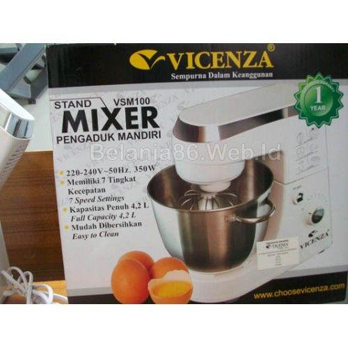 Stand Mixer Vicenza VSM100