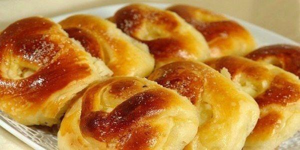 Пирожки, как у бабушки: 5 простых рецептов | NashaKuhnia.Ru
