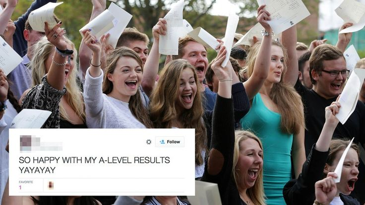 16 types of people you're guaranteed to encounter on A-level results day - http://www.baindaily.com/16-types-of-people-youre-guaranteed-to-encounter-on-a-level-results-day/