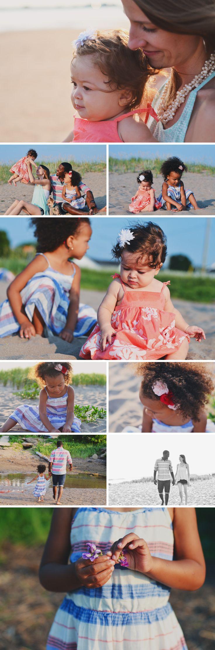 Summer beach session