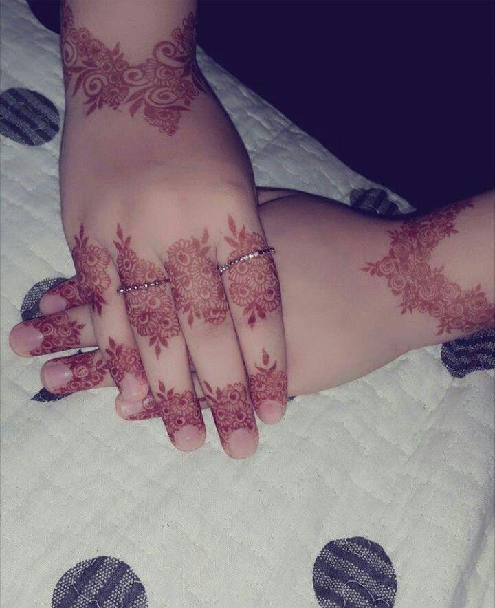 Henna design #henna #khaleeji #emirati #lovely