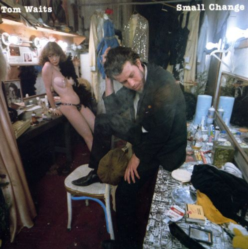 Did you know the stripper on the cover of Tom Waits' 1976 album, Small Change, is none other than Cassandra Peterson (aka Elvira, Mistress of the Dark)? Born in Kansas and raised in Colorado, young Cassandra made a beeline for Las Vegas just days after her 1967 high school graduation, soon becoming the youngest showgirl in Las Vegas history—not to mention the girlfriend of one Elvis Aaron Presley.