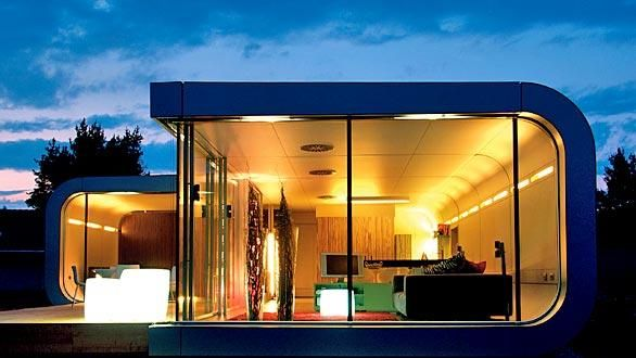 Beautiful The Nomad House By Gerald Peham, USA | Micro Architecture | Pinterest |  House